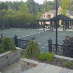 Tennis Court By Cording Landscape Design Cording Landscape Design