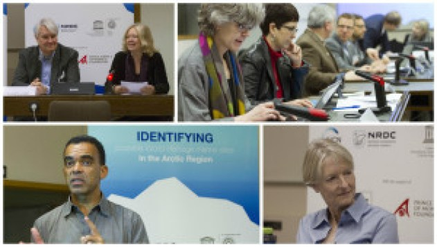 Marine scientists gather in Paris to explore World Heritage potential in the Arctic