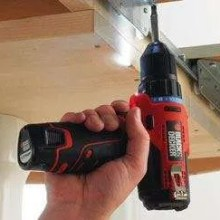 Black & Decker 10.8v Ultra compact 2 gear Drill Driver
