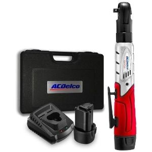 """An image of ACDelco Cordless 3/8"""" Ratchet, an example of the best cordless ratchet units"""