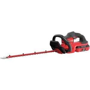 CRAFTSMAN V60, an example of the best cordless hedge trimmer