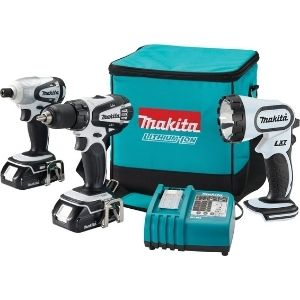 An image of Makita LCT300W 18-Volt, one of the most effective models among the best cordless makita drill