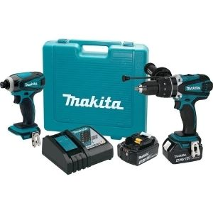 Makita XT218MB 18V LXT, an effective tool among the best cordless makita tools with a protective technology XPT