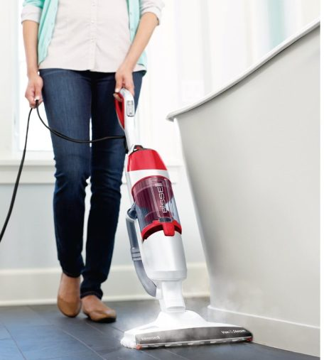 Bissell 1132E Vacuum and Steam Cleaner