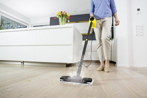 karcher handheld steam cleaner