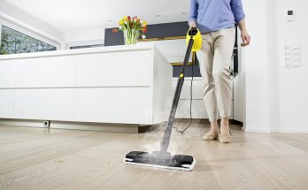 How To Use A Steam Mop Correctly