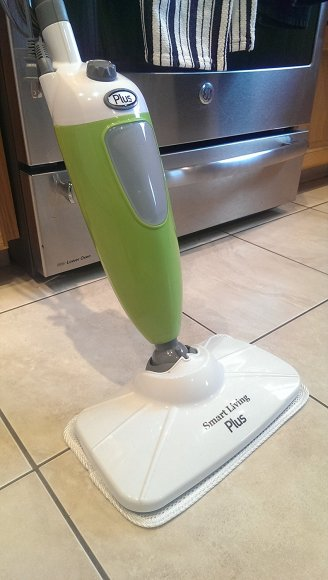smart living steam mop plus review