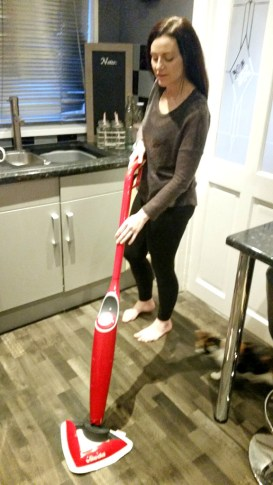 O-cedar steam mop benefits