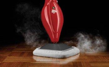 dirt devil easy steam mop