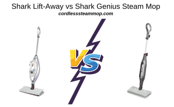 Shark Lift-Away vs Shark Genius Steam Mop