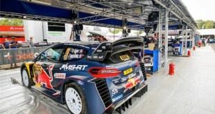 HORARIOS DEL WRC EN ALEMANIA