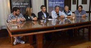 QUEDÓ PRESENTADO EL RALLY DE MALARGÜE