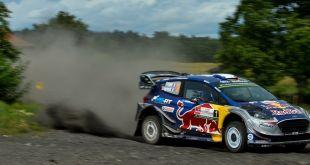 EL WRC DEFINE SU CAMPEÓN EN AUSTRALIA
