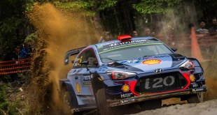 INSCRIPTOS PARA EL RALLY DE AUSTRALIA