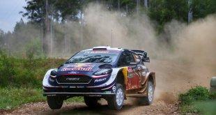 OGIER SE PONE LA SEXTA CORONA DEL WRC