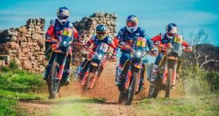 KTM TIENE TODO CONFIRMADO PARA EL DAKAR 2019