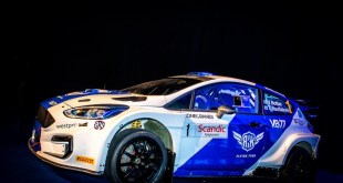 EL FORD FIESTA DE BOTTAS EN SU DEBUT EN RALLY