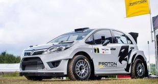 EL PROTON, HOMOLOGADO PERO SIN WRC EN 2019