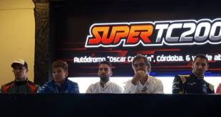 FUE LANZADA LA PRIMERA CARRERA DEL AÑO DEL SUPER TC2000