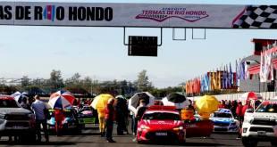 LOS HORARIOS DEL TOP RACE EN TERMAS
