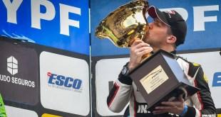 TOYOTA ALCANZÓ UNA NUEVA VICTORIA EN EL TOP RACE DE LA MANO DE ROSSI