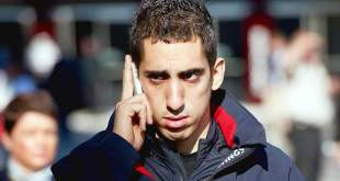 FUERTE ACCIDENTE DE BUEMI CON RED BULL EN SILVERSTONE