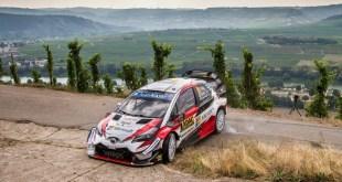 ALEMANIA, EL PRIMER CONFIRMADO EN LA ROTACIÓN DEL WRC