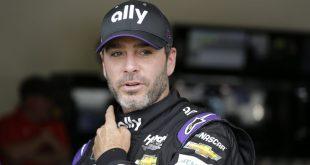 EL LEGENDARIO JIMMIE JOHNSON ANUNCIÓ SU RETIRO DE LA NASCAR