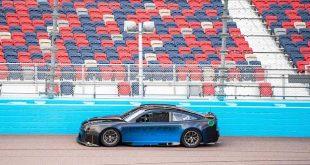 LA NASCAR PROBÓ SU NUEVO PROTOTIPO