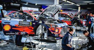 EL WRC CONFIRMA EL PROVEEDOR DE LA PARTE ELÉCTRICA DEL NUEVO MOTOR