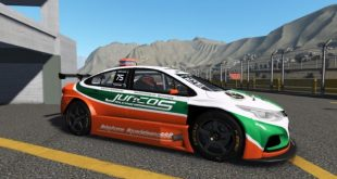 FONTANA SE UNE AL JUNCOS RACING PARA EL SÚPER TC2000 VIRTUAL