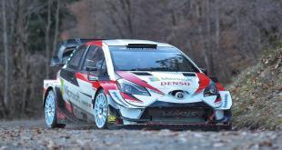 CULMINA LA RESTRICCIÓN POR PANDEMIA DEL WRC