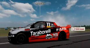 GASTÓN ROSSI PRIMER CAMPEÓN VIRTUAL DE TC PICK UP