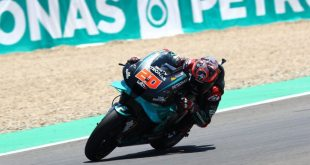 QUARTARARO SIGUE DOMINANDO