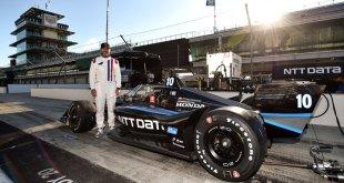 HISTÓRICO: JIMMIE JOHNSON CAMBIA DE NASCAR A INDYCAR