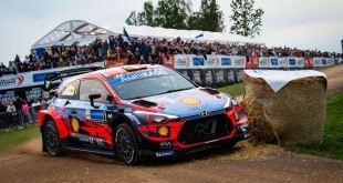 EN FEBRERO COMENZARÍAN LOS TEST DE LOS WRC HÍBRIDOS