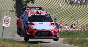 POR EL REBROTE DE CORONAVIRUS, SE CANCELA LA CITA DEL WRC EN BÉLGICA