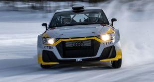 ¿EL AUDI QUATTRO VUELVE AL WRC?