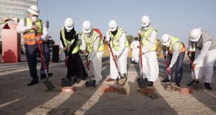 COMENZÓ LA CONSTRUCCIÓN DEL CALLEJERO DE ARABIA SAUDITA