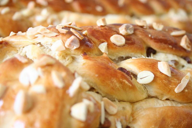 Los panes y budines se consumen estacionalmente