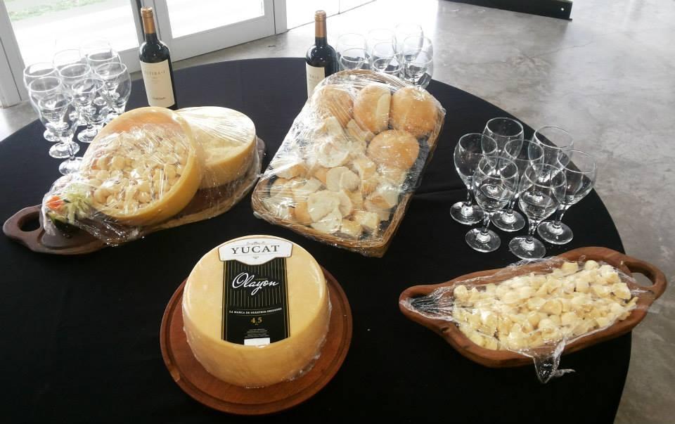 El queso Yucat Olayón