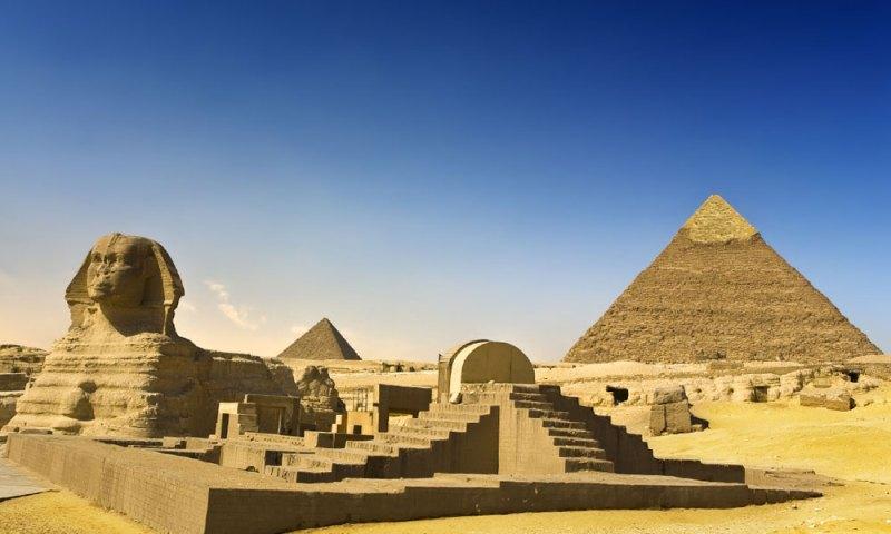 Pyramid Giza, Misteri Tak Berujung