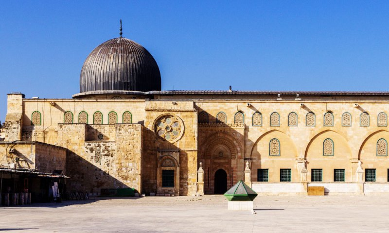 Let's Go To Aqsa