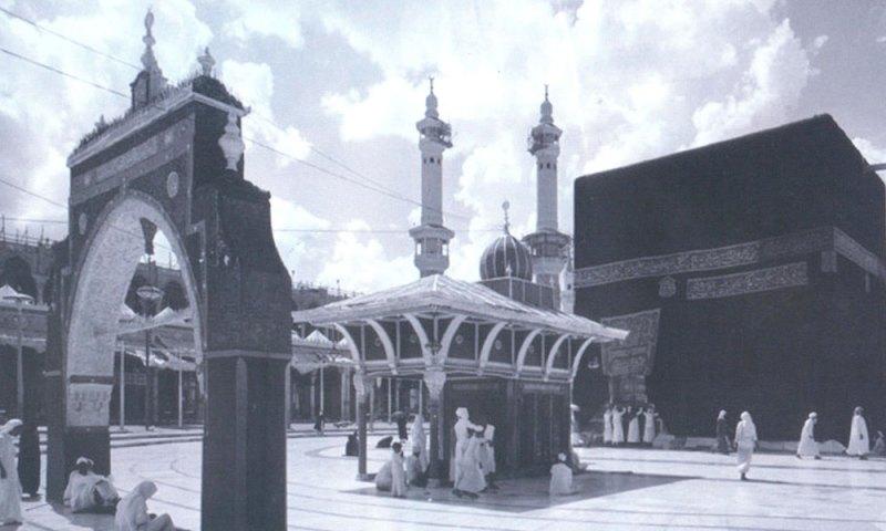 Umrah, Sebuah Napak Tilas