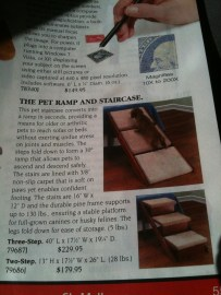 A Skymall Classic... I couldn't not include this!