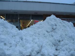 Nichol's Front Door Store is back there somewhere - Jan 9th