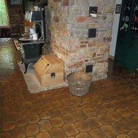 Cordwood Flooring