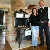 Cordwood Flooring Article published in Backhome Magazine