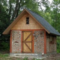 Free Cordwood Videos using Best Practices