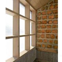 Cordwood in Norway & Sweden: Wood Chunk Walls